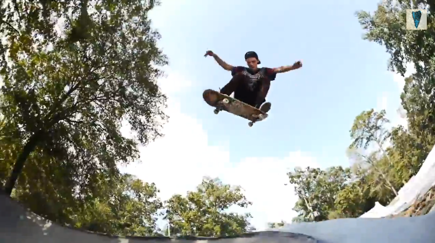 Cody Chapman: In The Park for Santa Cruz Skateboards