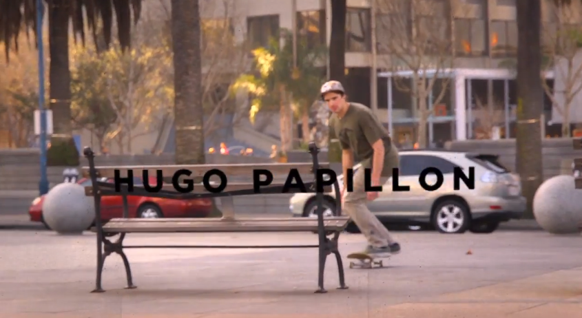 The butterfly effect hugo papillon ulc skateboards