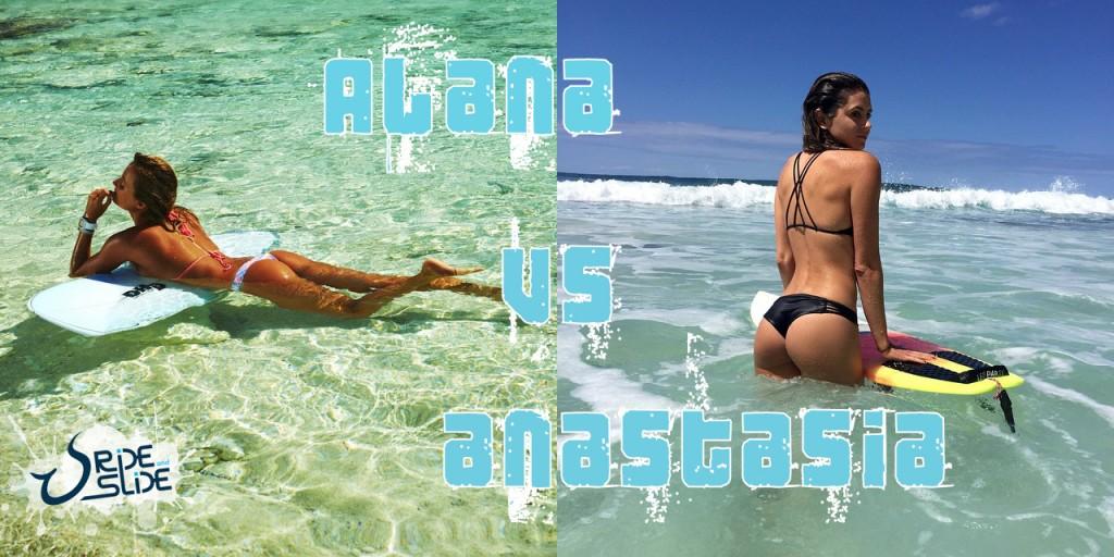 Alana blanchard - Ride And Slide
