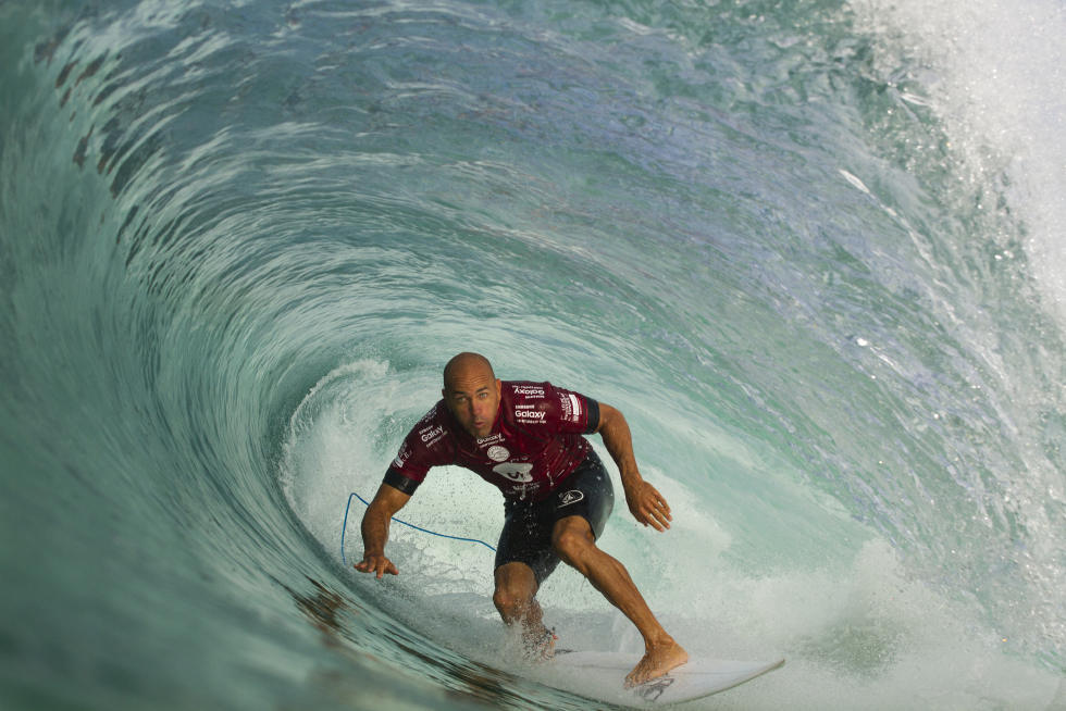 Filipe Toledo et Courtney Conlogue triomphent à Rio Kelly Slater