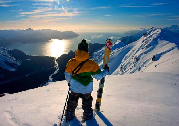équiper pour le sport de montagne