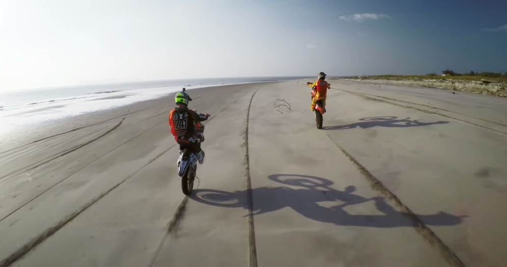 GoPro: Panama Moto Adventure With The New HERO4 Session