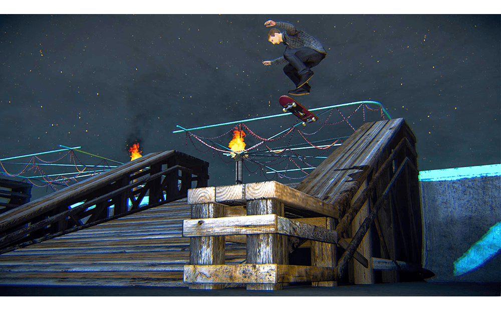 Tony Hawk's Pro Skater 5 gameplay trailer preview images infos playstation 4 xbox one 360