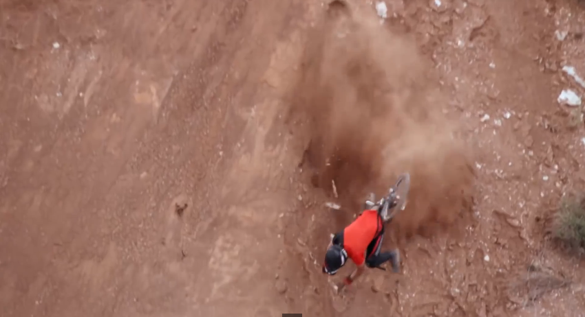 Meilleurs chutes du Red Bull Rampage