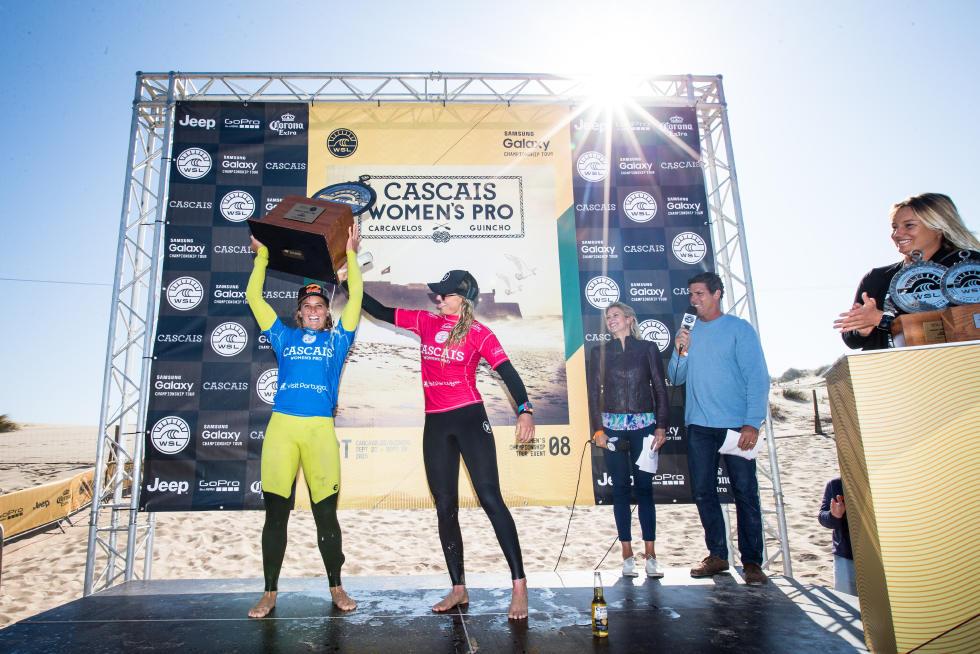Courtney Conlogue remporte le women's pro cascais
