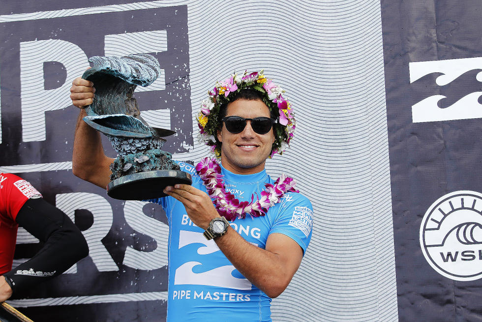 Adriano De Souza Champion du Monde 2015