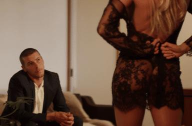 Jack Freestone et Alana Blanchard hot string thong sexy nude sextape