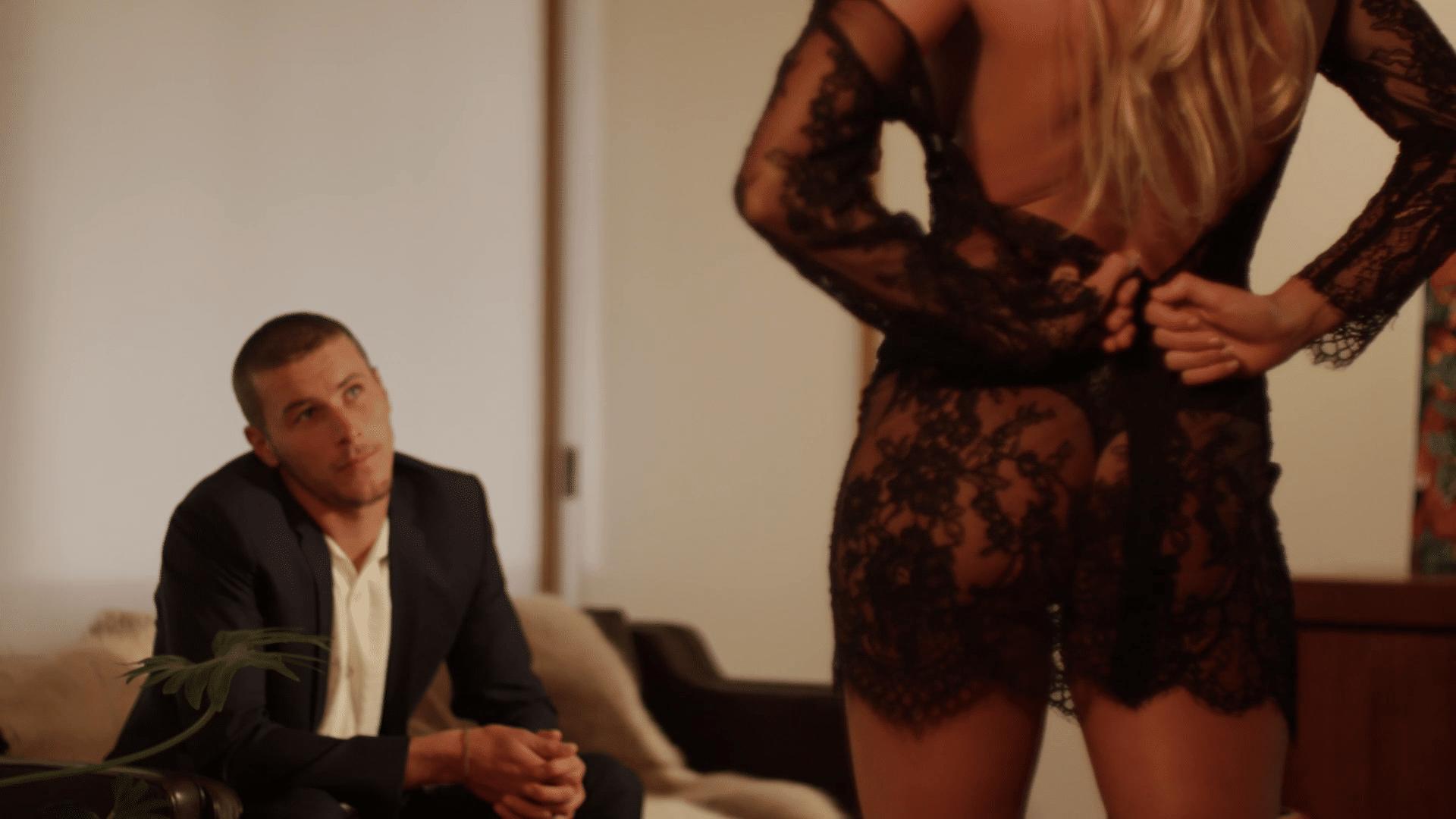 Jack Freestone et Alana Blanchard leur vidéo hot
