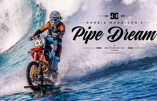 Robbie Maddison ride Teahupoo best of 2015