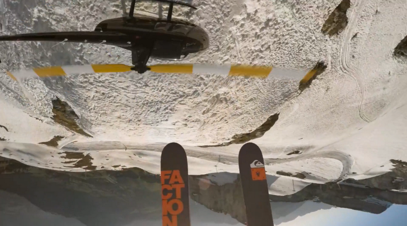 One Of Those Days 3 de Candide Thovex