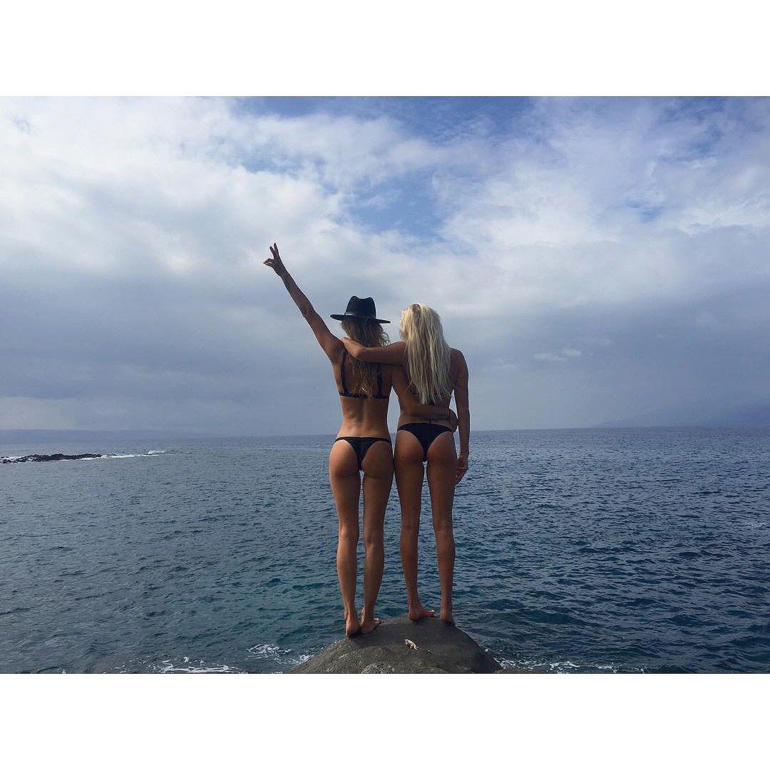 laura enever sexy string thong nude bikini