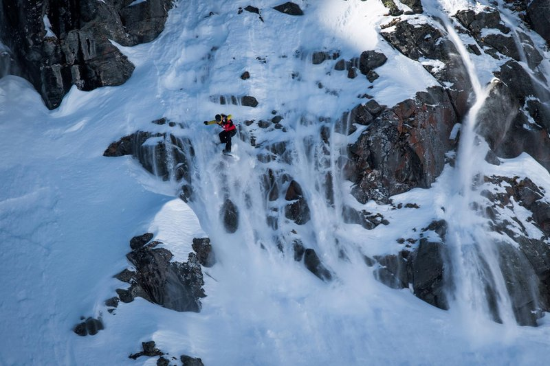 Photographer: David Carlier, www.davidcarlierphotography.com - Shots from the Freeride World Tour 2015