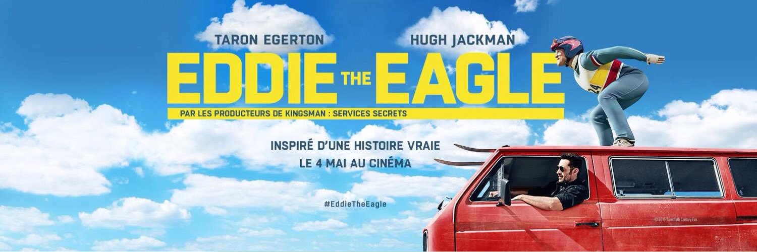 Eddie The Eagle au cinéma