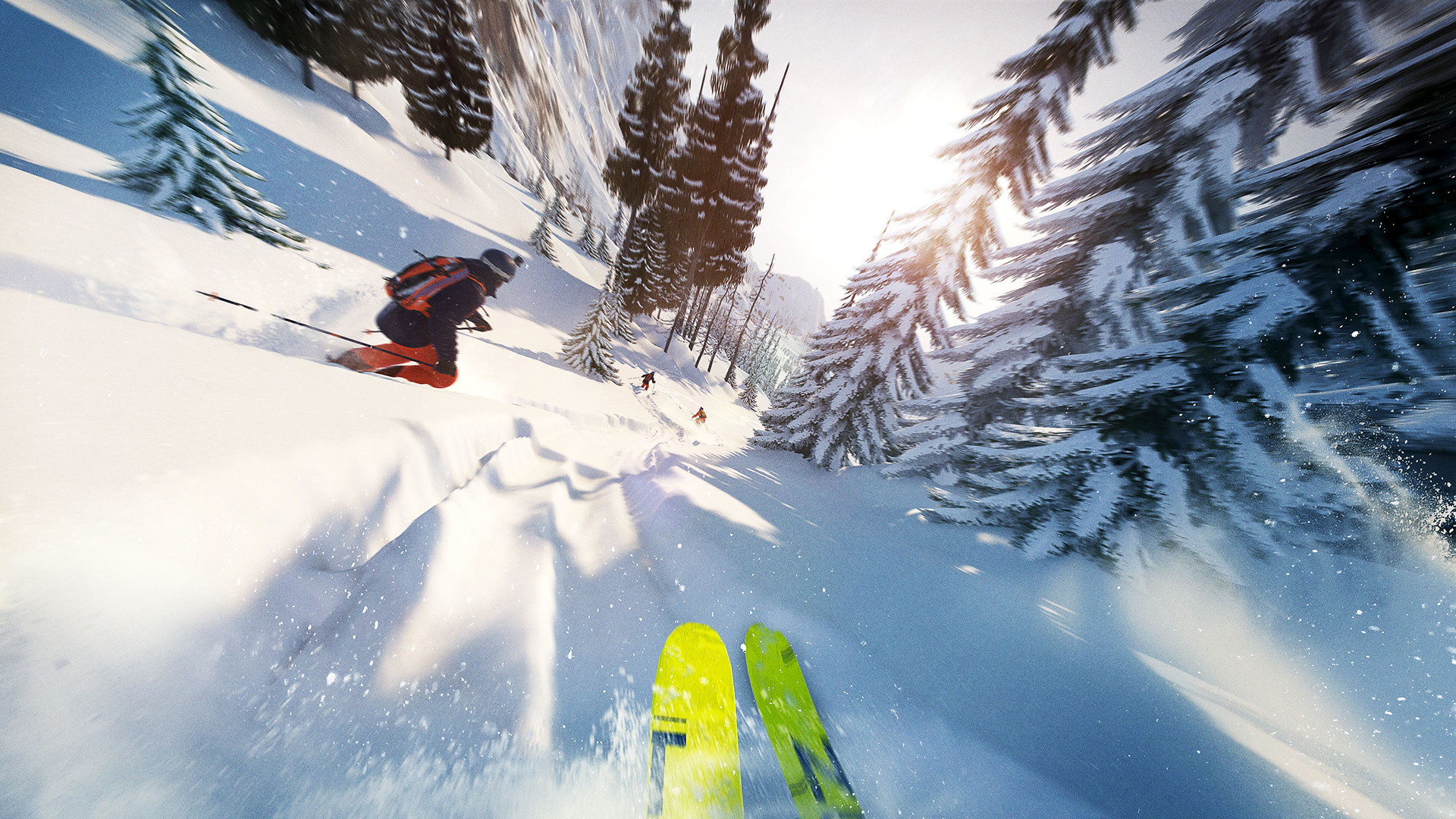 Steep, le jeu vidéo des Sports Extrêmes