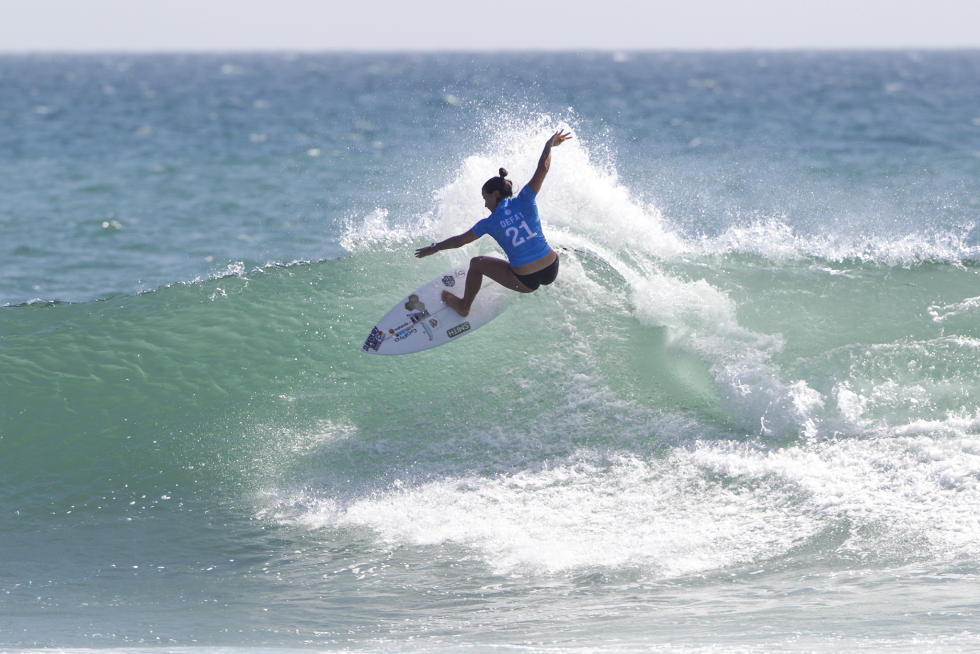 Suivez le Swatch Women's Pro 2016 à Trestles en live sur Ride And Slide !
