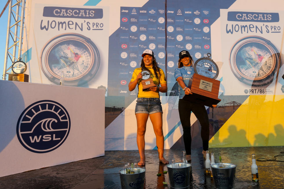 Courtney Conlogue remporte le Cascais Women's Pro 2016