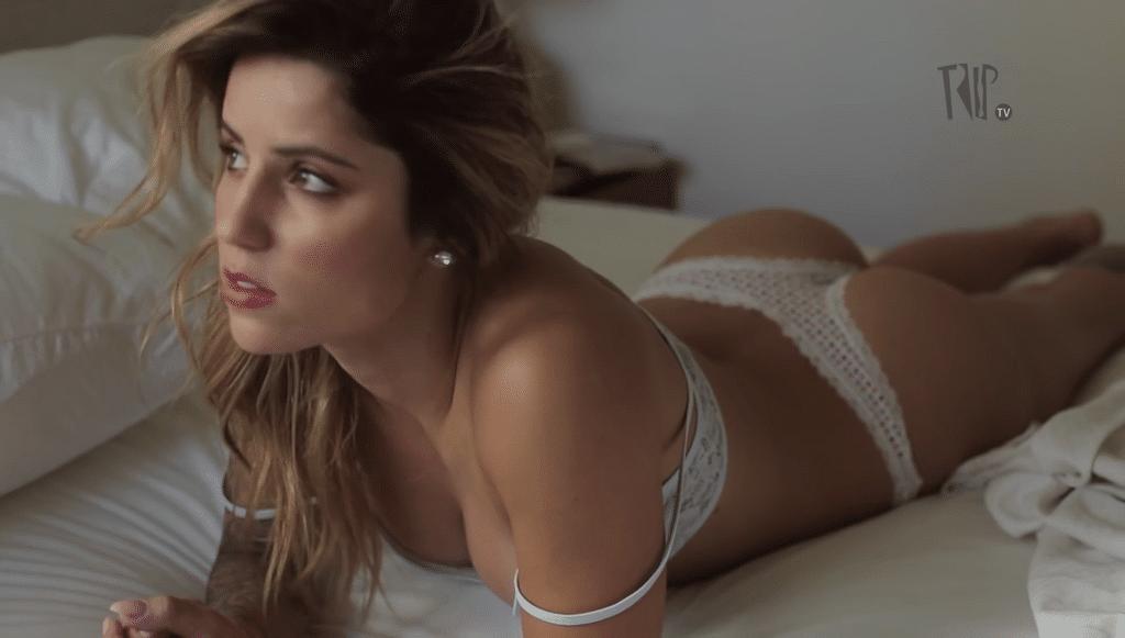 Leticia Bufoni, skateuse la plus sexy