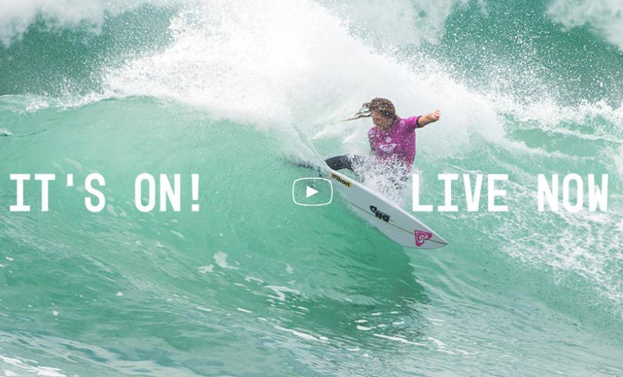Retrouvez les Quiksilver et Roxy Pro France 2016 en live sur Ride And Slide