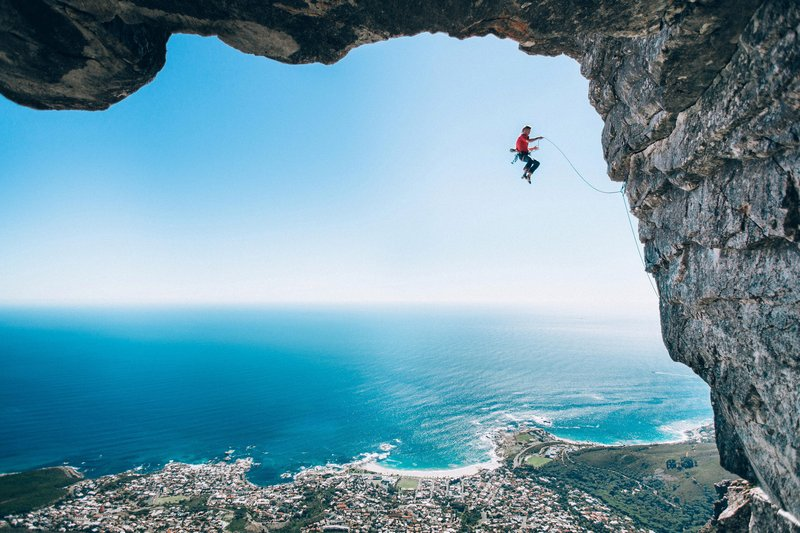 "Red Bull Illume Image Quest 2016, Category Winner: Wings Photographer Credit: Micky Wiswedel / Red Bull Illume Athlete: Jamie Smith Location: Cape Town, South Africa This image is free for editorial purposes (""Communication Use"") only when used in relation to Red Bull Illume. Please note that the above Photographer Credit always needs to be applied."