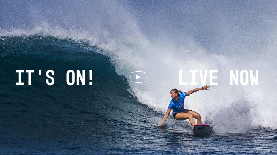 Suivez le Maui Women's Pro 2016 en Live sur Ride And Slide