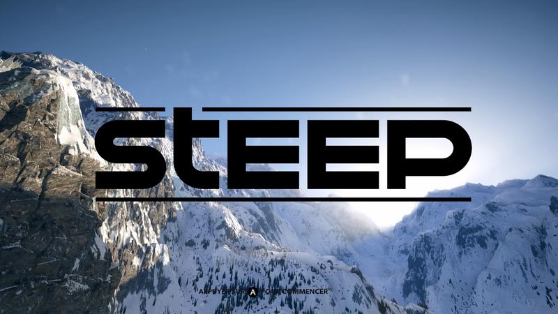 Découvrez en exclusivité le test exclusif de STEEP le jeu vidéo des sports extrêmes
