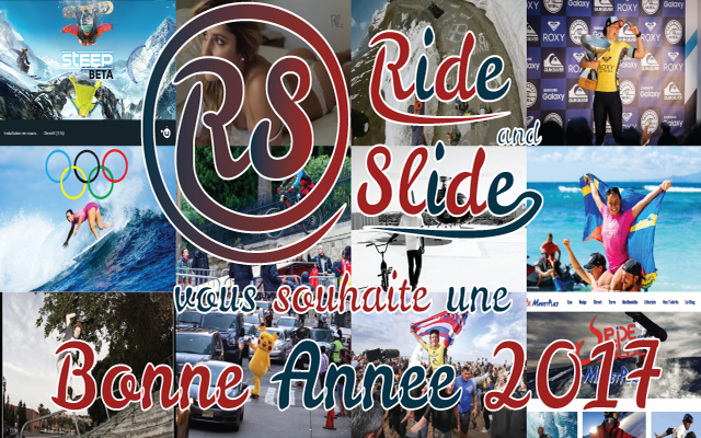 le Best Of Ride And Slide de l'année 2016