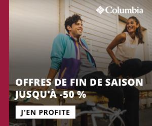 columbia -50% 2020