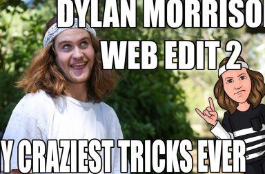 Dylan Morrison Trottinette Freestyle