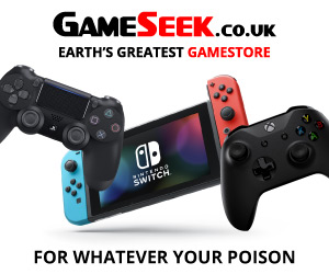 GameSeek General Gaming Banner - Sony PlayStation 4 Controller, Xbox One Controller, Nintendo Switch