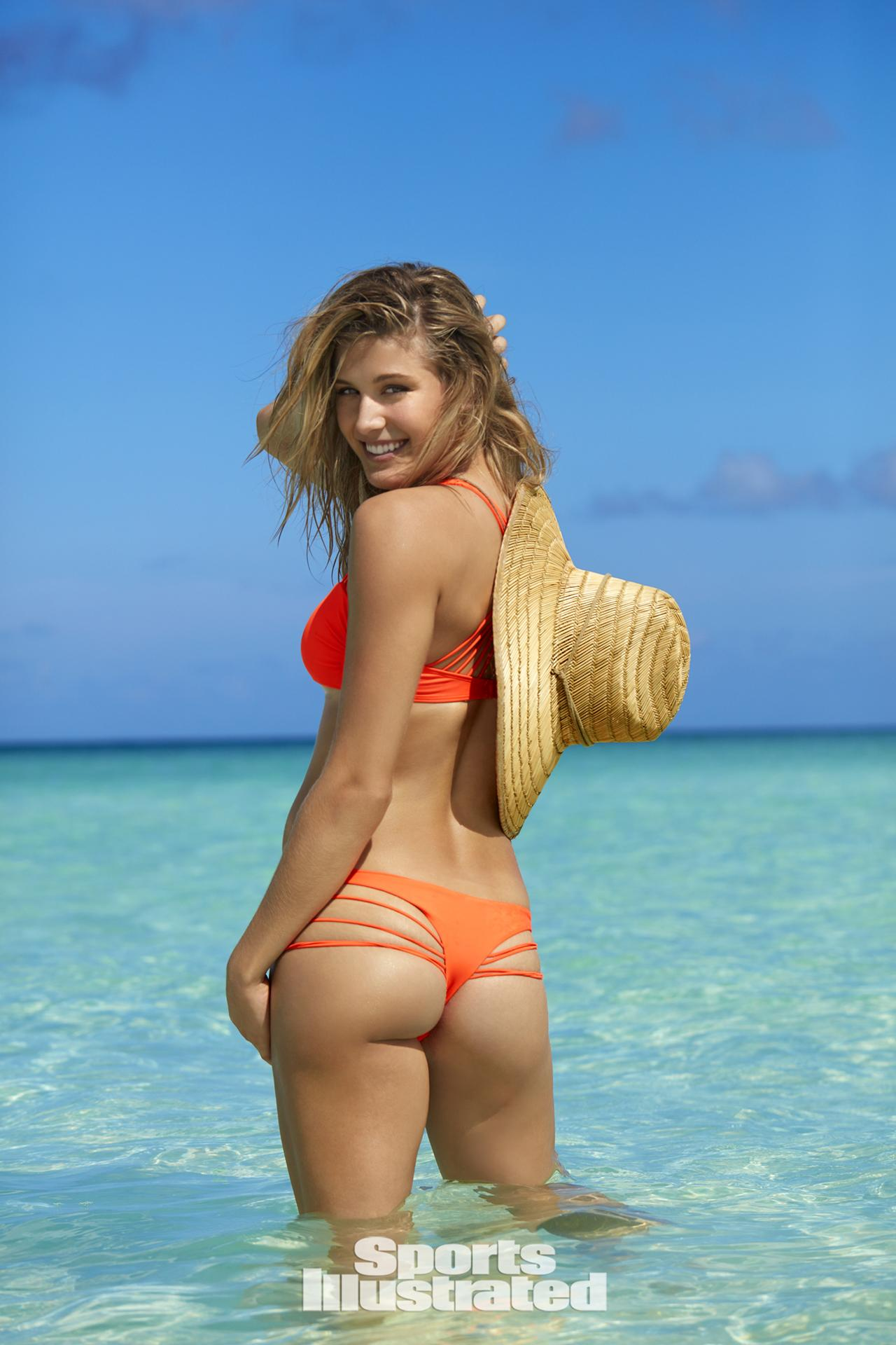genie bouchard si swimsuit 2017 bikini string thong sexy hot nude naked