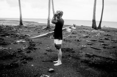 Jack Freestone sable noir surf billabong
