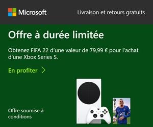 Xbox series S fifa 22