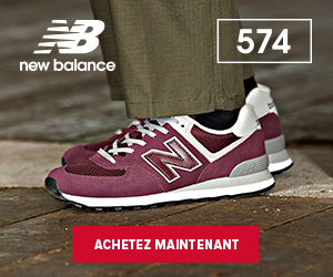 New Balance shoes ride and slide