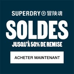 superdry soldes -50%