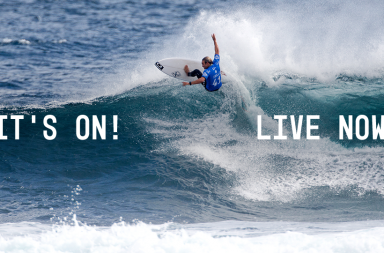 Drug Aware Margaret River Pro 2017 en live