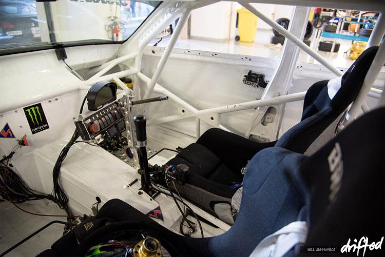 A la découverte de la Toyota JZX100 de Daigo Saito