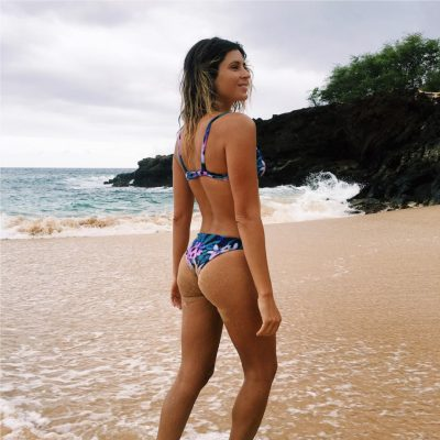 Anastasia Ashley surf hot sexy bikini thong string nue nude