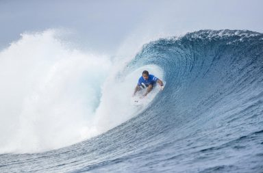Billabong Pro Tahiti : Julian Wilson s'impose !