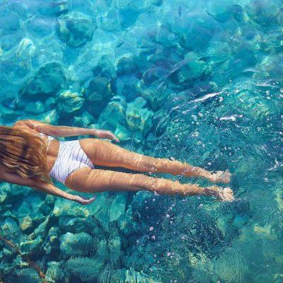 Monyca Eleogram surf hot sexy bikini thong string nue nude