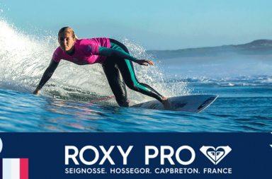Résumé du deuxième jour du Roxy Pro France 2017