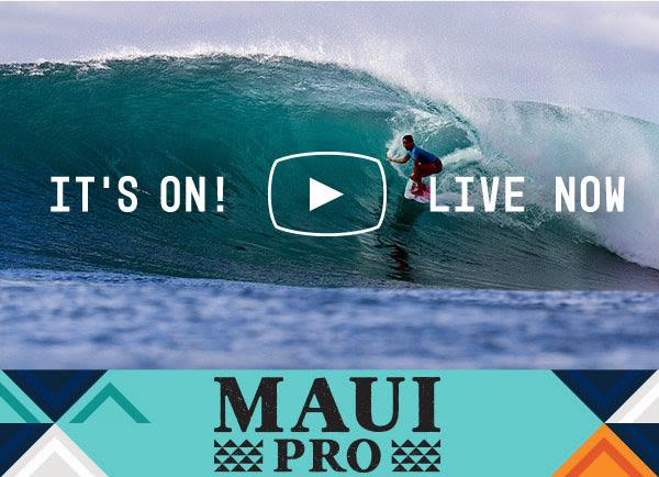 Maui Women s Pro 2017 It s ON