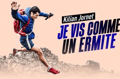 Kilian Jornet : magnifique portrait dans L'Équipe