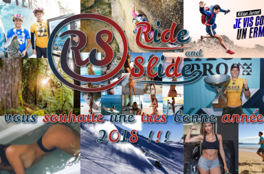 best of ride and slide 2017 bonne année 2018