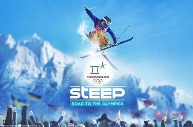 Sortie du jeu Steep en route pour les Jeux Olympiques de PyeongChang 2018 !