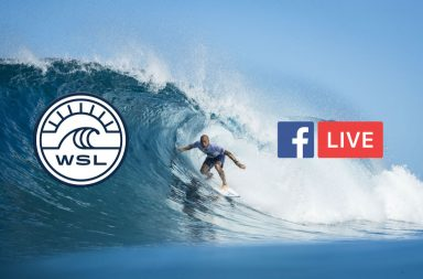 Facebook acquière les droits de diffusion de la WSL
