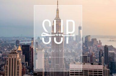 Une course de Stand Up Paddle à New York