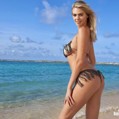 Kate Upton SI Swimsuit 2018 hot nude sexy thong string bikini nue