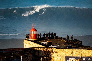 Nazaré Portugal big Waves benjamin sanchis maya gabeira axi muniain january 2018 Video