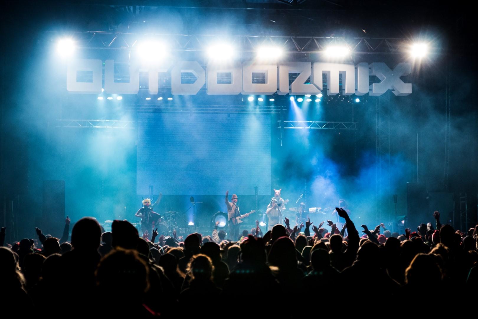 OUTDOORMIX FESTIVAL embrun hautes alpes concert musique