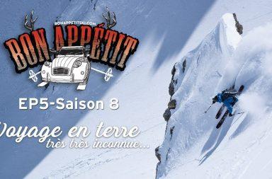 Bon Appétit Ski - EP5S8 Voyage en terre très très inconnue